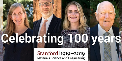 A Century of Materials Science and Engineering at Stanford