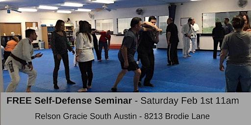 Free Self Defense Seminar