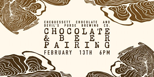 Intimate Chocolate +  Beer Pairing