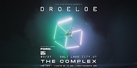DROELOE - A Promise Is Made Tour tickets