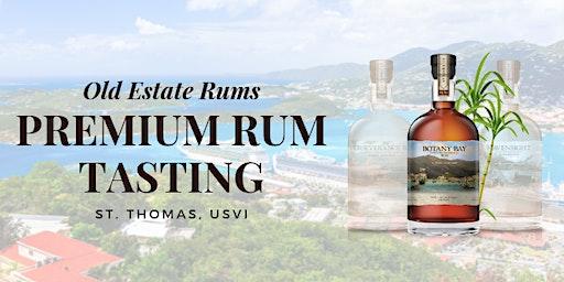 FREE Rum Tasting in St. Thomas