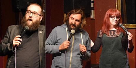 On The Edge Comedy w/ Mark Cram tickets