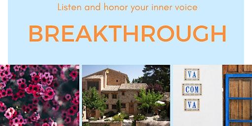 BREAKTHROUGH Yoga & Coaching Retreat