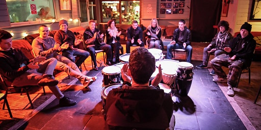 Adult Drumming Workshop