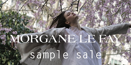 Morgane Le Fay New York Sample Sale tickets