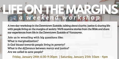 Life on the Margins Workshop tickets