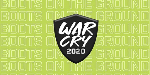 War Cry Youth Conference 2020 - Boots on the Ground