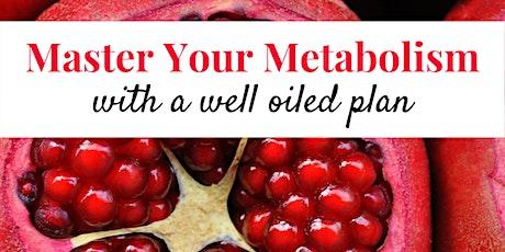 Master Your Metabolism billets