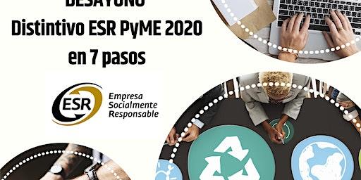 Distintivo ESR 2020 PyME 2020