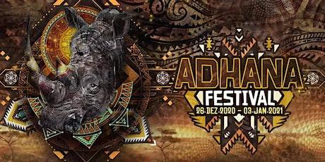 Excursão Adhana Festival ingressos