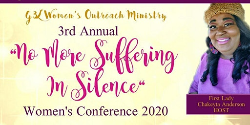 No More Suffering in Silence 2K20