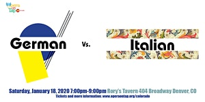 Opera on Tap at Rory's Tavern - German Vs. Italian