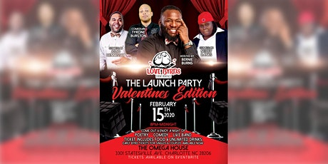 Official Launch Party of Love Byrds Event Rentals tickets