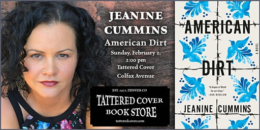 An Afternoon with Jeanine Cummins