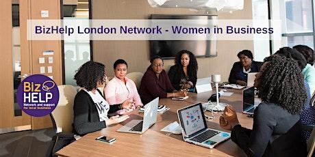 BizHelp London - Professional Women Meetup tickets