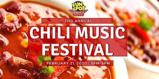 Fun Spot America's 2nd Annual Chili Music Festival