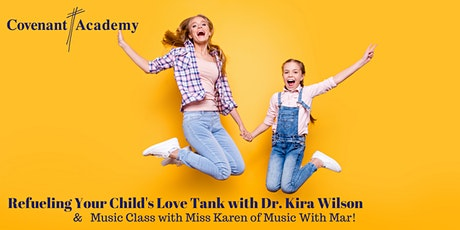 Refueling Your Child's Love Tank tickets