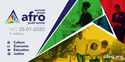 3e Sommet Jeunes Afro