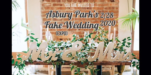 Fake Wedding Expo 2020