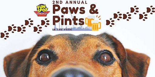 Fun Spot America's 2nd Annual Paws & Pints in the Park