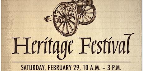 Harris County Precinct 4's Spring Creek Park Heritage Festival  tickets