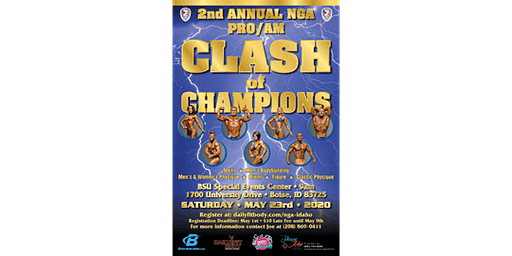 2nd Annual NGA Clash of Champions
