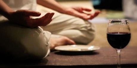 Celebrating Love:  Candlelight Yoga & Guided Wine Meditation  tickets