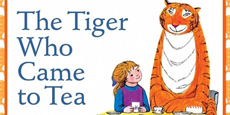 The Tiger Who Came to Tea Adventure Party 4 tickets