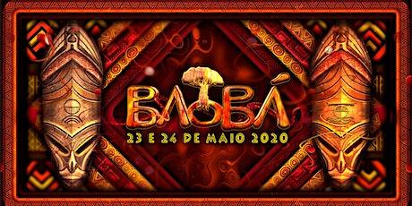 Excursão Baobá Festival ingressos