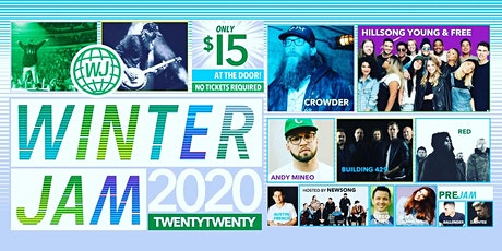 Winter Jam 2020 tickets