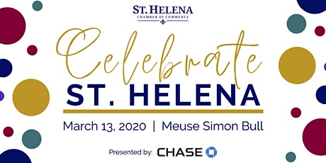 DATE TBD: Celebrate St. Helena! tickets