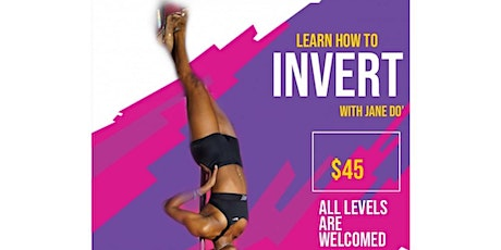How to Pole  Invert with Jane Do' tickets