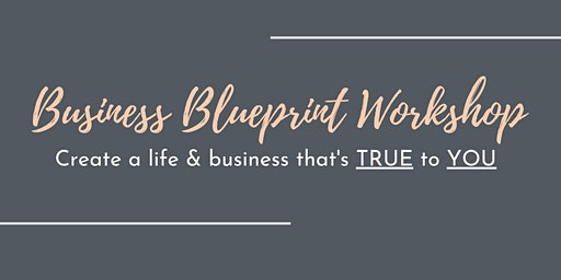 2020 Business Blueprint Workshop