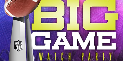 The BIG Game Watch Party 2020 @ Gas Monkey Live