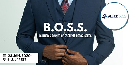 Follow The Blueprint Series: How To Be A B.O.S.S. tickets