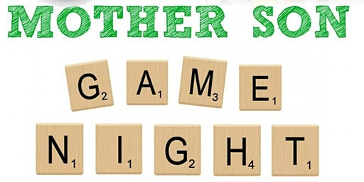 Mother Son Game Night