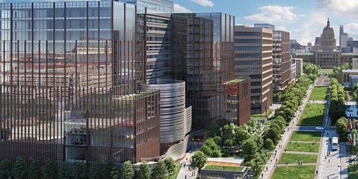 TFC 1801 Congress (New State Office Building) HUB Mixer