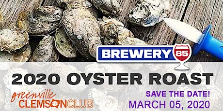 2020 GCC Oyster Roast tickets