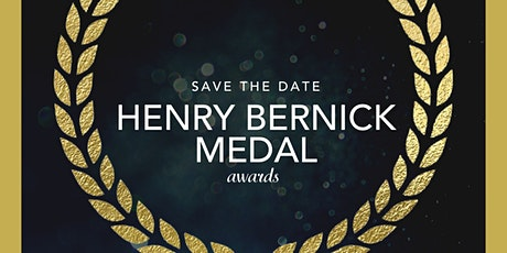 Henry Bernick Medal Awards, guest speaker Ron Tite - named one of the Top 10 Creative Canadians tickets