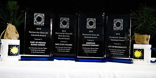 2020 NWI Partners for Clean Air Annual Luncheon and Awards Ceremony