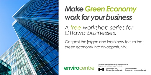 Make Green Economy Work for Your Business