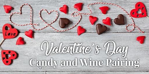 Valentine's Day Candy Pairing
