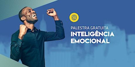 [SÃO CRISTÓVÃO/SE] Palestra Inteligência Emocional - 19/02/2020 ingressos