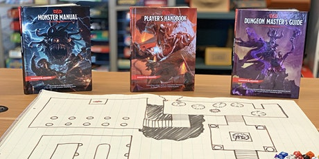 Taming the Demogorgon: Dungeons and Dragons 101 tickets