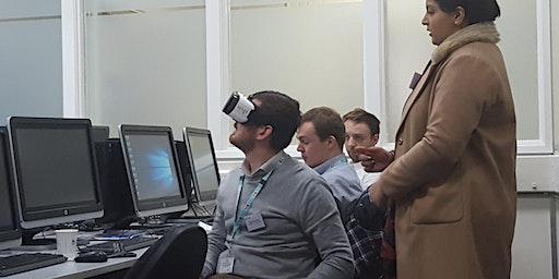 Create Virtual Fieldwork resource- GIS and Virtual reality