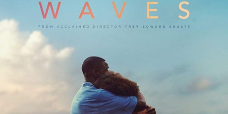 WAVES FILM PRIVATE SCREENING AT BFI CINEMA SOUTHBANK LONDON tickets