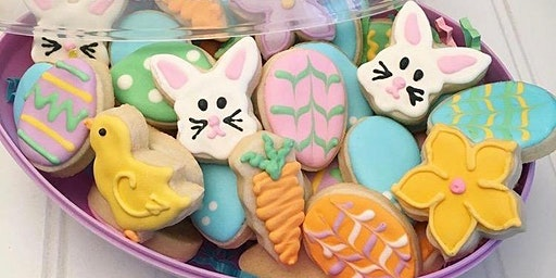 Leesburg- Easter Cookie Deco
