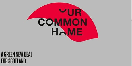 Common Weal Glasgow - A Green New Deal for Scotland tickets