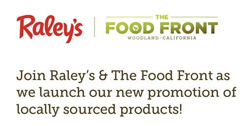 Raley's & The Food Front Launch