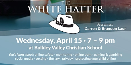 The White Hatter tickets